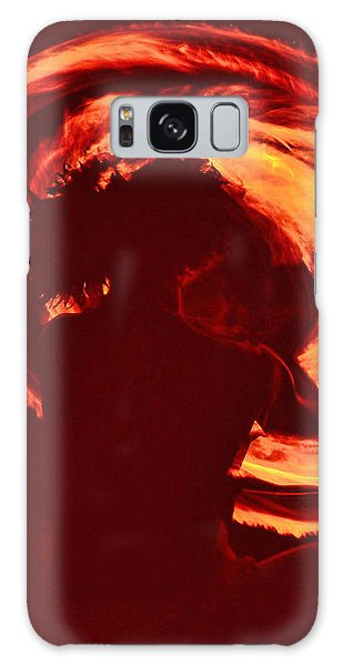 Fire Galaxy Case by Athala Carole Bruckner
