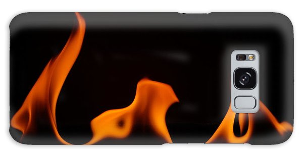 Fire Dance Galaxy Case