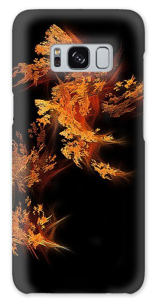 Fire Dance Galaxy Case