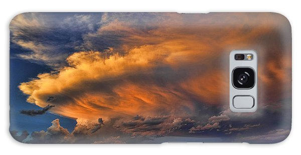 Fire In The Sky Galaxy Case
