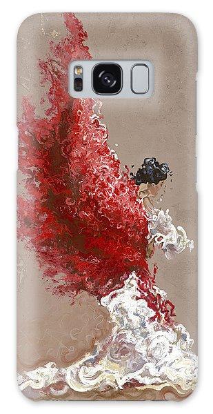 Figures Galaxy Case - Fire by Karina Llergo