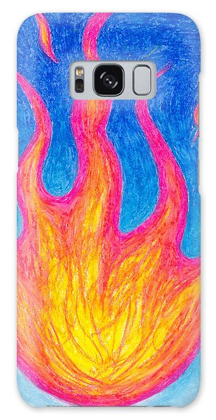 Fire Of Life Galaxy Case