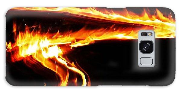 Fire On High... Galaxy Case by Al Fritz