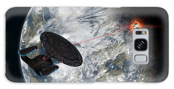 Fire Phasers Galaxy Case