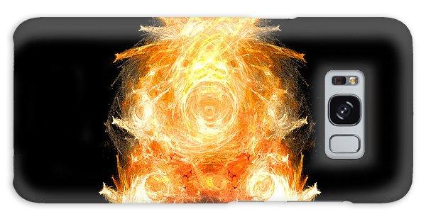 Fire Pig Galaxy Case