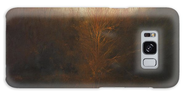 Fire Tree Galaxy Case by Cap Pannell