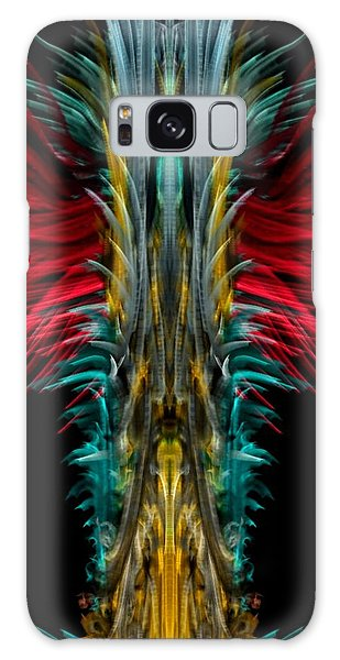 Fire Works Galaxy Case