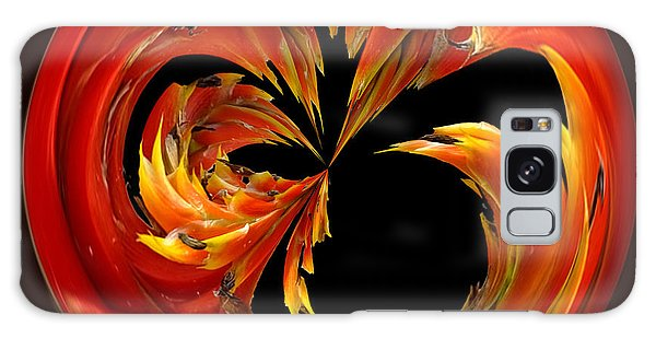 Fireball Orb Galaxy Case