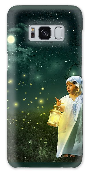 Fireflies Galaxy Case