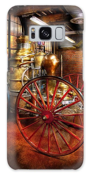 Fireman - One Day A Long Time Ago  Galaxy Case