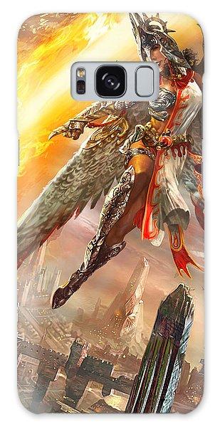 Firemane Avenger Promo Galaxy Case