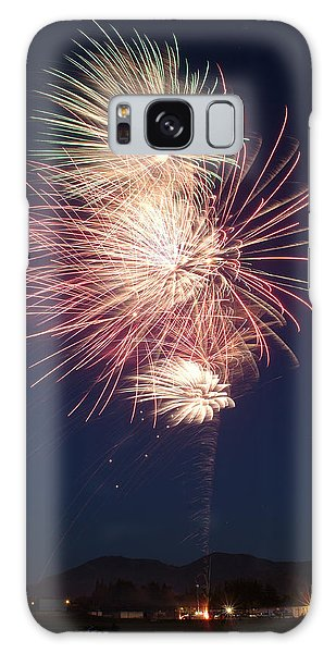 Fireworks 2 Galaxy Case