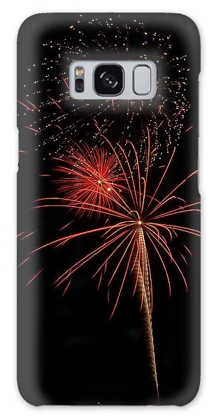 Fireworks 3 Galaxy Case