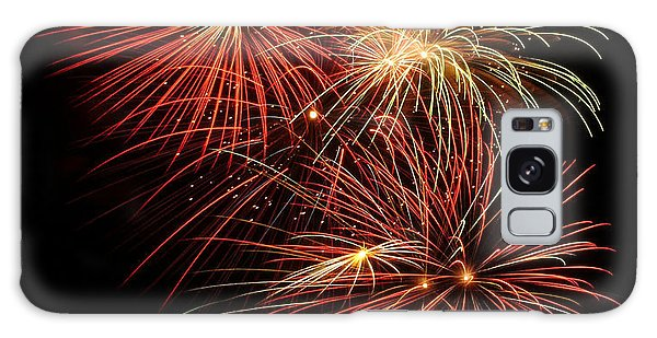 Fireworks 4 Galaxy Case