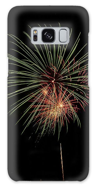 Fireworks 5 Galaxy Case