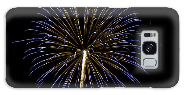 Fireworks Bursts Colors And Shapes 3 Galaxy Case