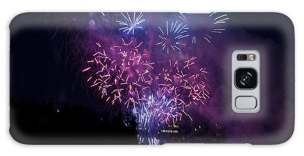 Fireworks In English Bay 032 Galaxy Case