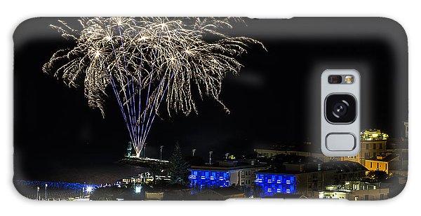 Galaxy Case featuring the photograph Fireworks Loano 2013 3323 - Ph Enrico Pelos by Enrico Pelos