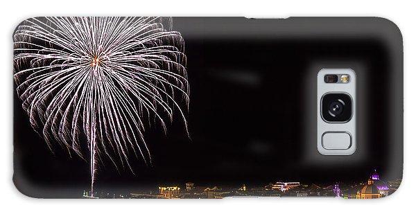Galaxy Case featuring the photograph Fireworks Loano 2013 3394 - Ph Enrico Pelos by Enrico Pelos