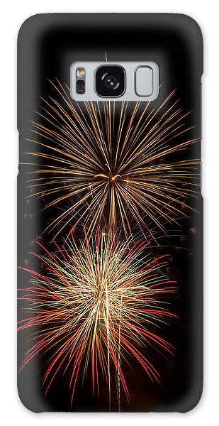 Fireworks Galaxy Case