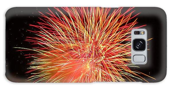 Fireworks  Galaxy Case by Michael Porchik