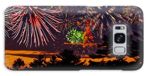 Fireworks No.1 Galaxy Case
