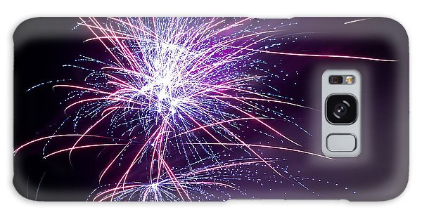 Fireworks - Purple Haze Galaxy Case