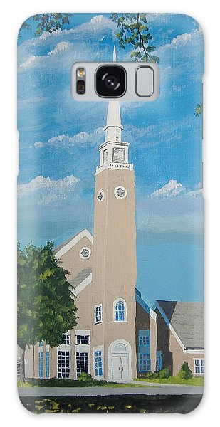 First Congregational Church Galaxy Case