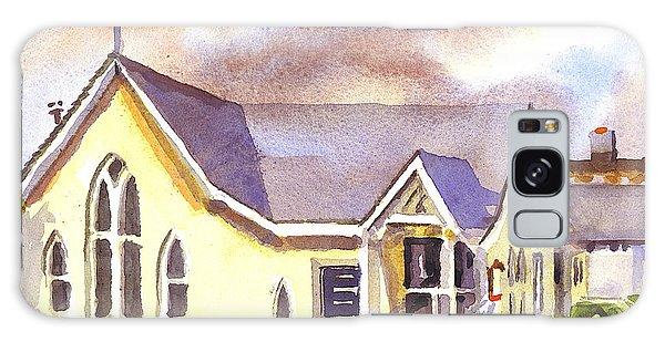 First Presbyterian Church Ironton Missouri Galaxy Case by Kip DeVore