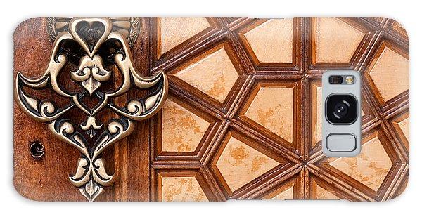 Firuz Aga Mosque Door 03 Galaxy Case