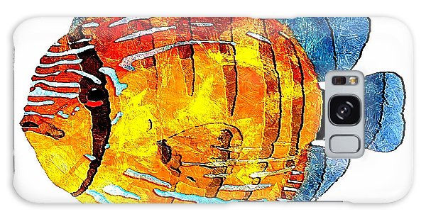 Fish 502-11-13 Marucii Galaxy Case