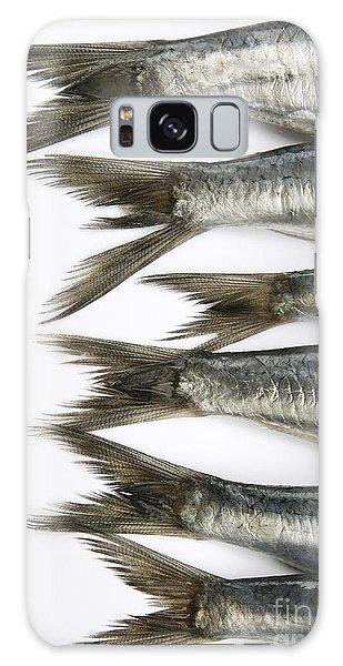 Body Parts Galaxy Case - Fish by Bernard Jaubert