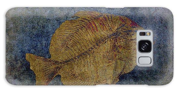 Fish Fossil Galaxy Case