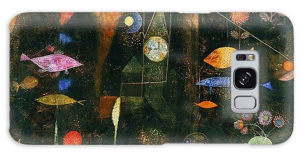 Fish Magic Galaxy Case