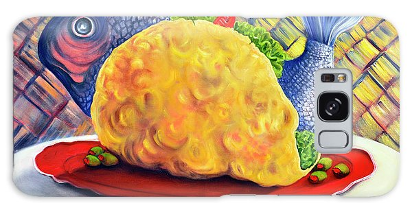 Fish Taco Galaxy Case