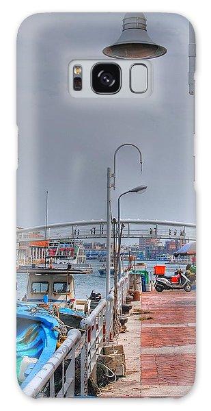 Fisherman's Wharf Taiwan Galaxy Case