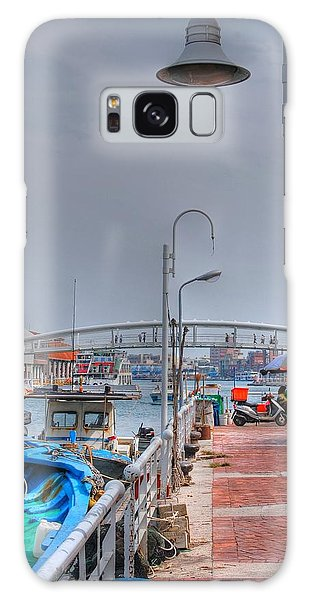 Fisherman's Wharf Taiwan Galaxy Case