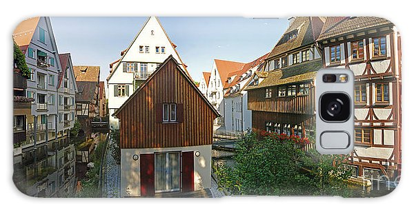 fishermens quarter in Ulm Galaxy Case