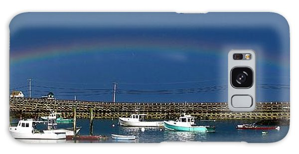 Fishermen's Rainbow Galaxy Case