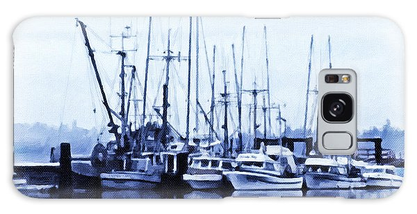 Fishers' Wharf Galaxy Case