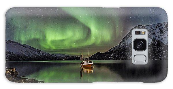 Fishing Boat II Galaxy Case