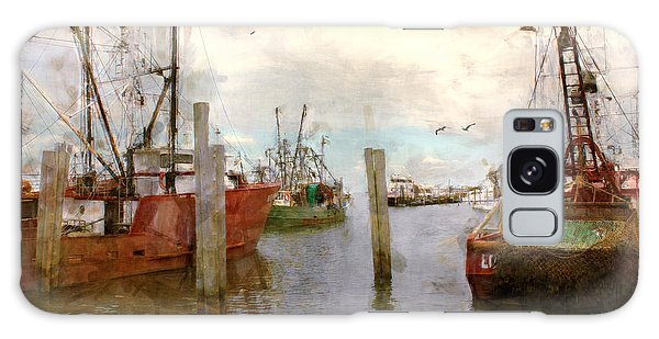 Fishing Fleet Galaxy Case
