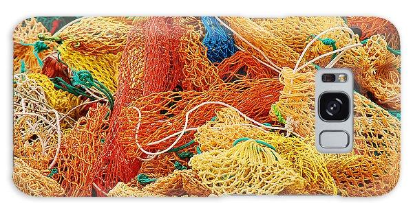 Fishing Float Nets Galaxy Case
