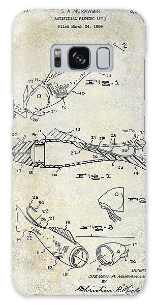 Fishing Lure Patent 1959 Galaxy Case