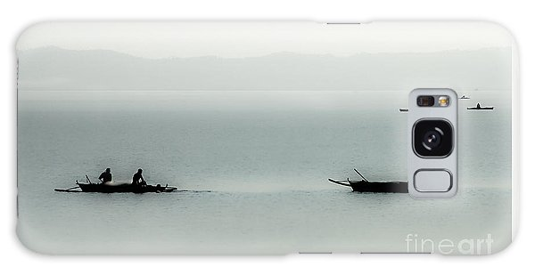 Fishing On The Philippine Sea   Galaxy Case