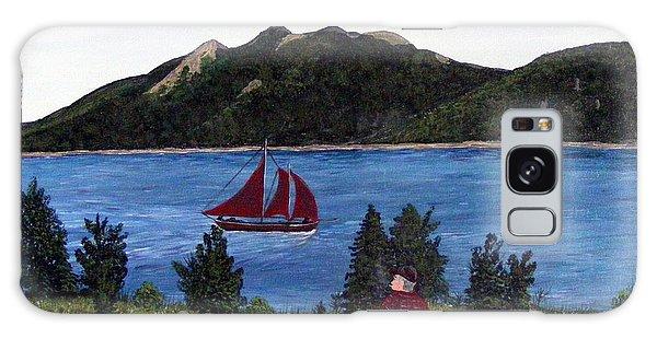 Fishing Schooner Galaxy Case by Barbara Griffin