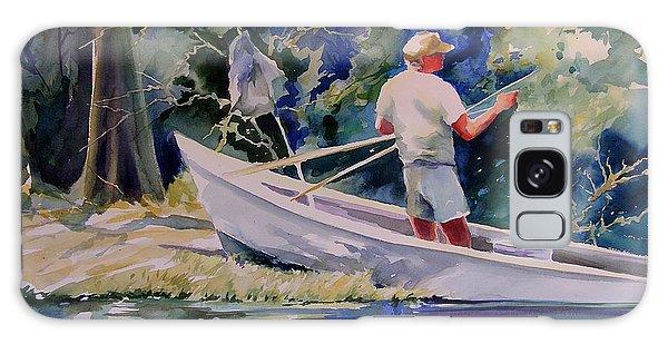 Fishing Spruce Creek Galaxy Case