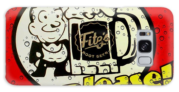 Fitz's Please All Wet Galaxy Case