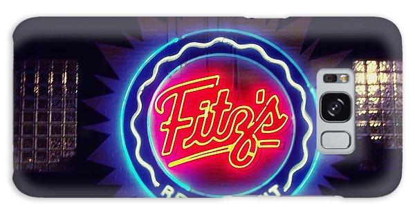 Fitz's Restaurant 2 Galaxy Case