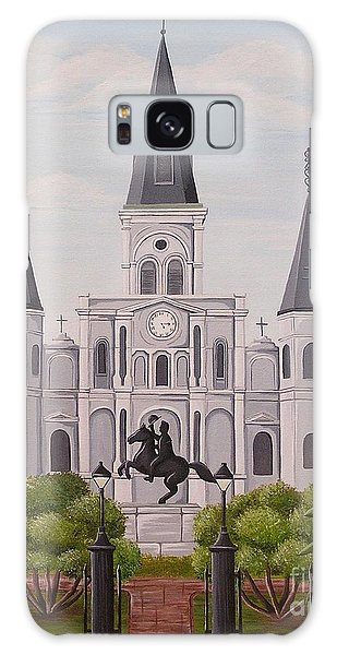 Five Fifteen In New Orleans Galaxy Case